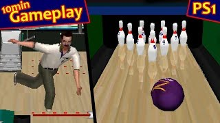 Brunswick Circuit Pro Bowling ... (PS1) 60fps