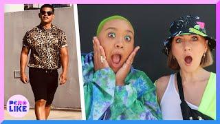 Gadiel Gets Styled By Jazzmyne and Lindsay