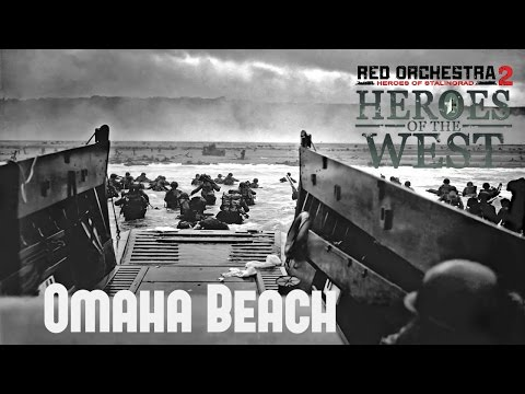 Red Orchestra 2 Heroes Of The West Mod ITA #10 - Omaha Beach, Bitches