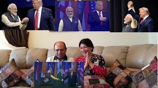 PM MODI INTRODUCING HIS FAMILY TO TRUMP & AMERICA | Modi welcomes Trump at Howdy Modi/HEART MELTING