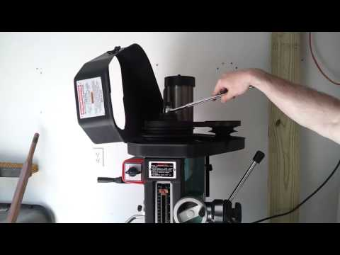 Harbor Freight Heavy Duty Milling/Drilling Machine for Sale on Ebay