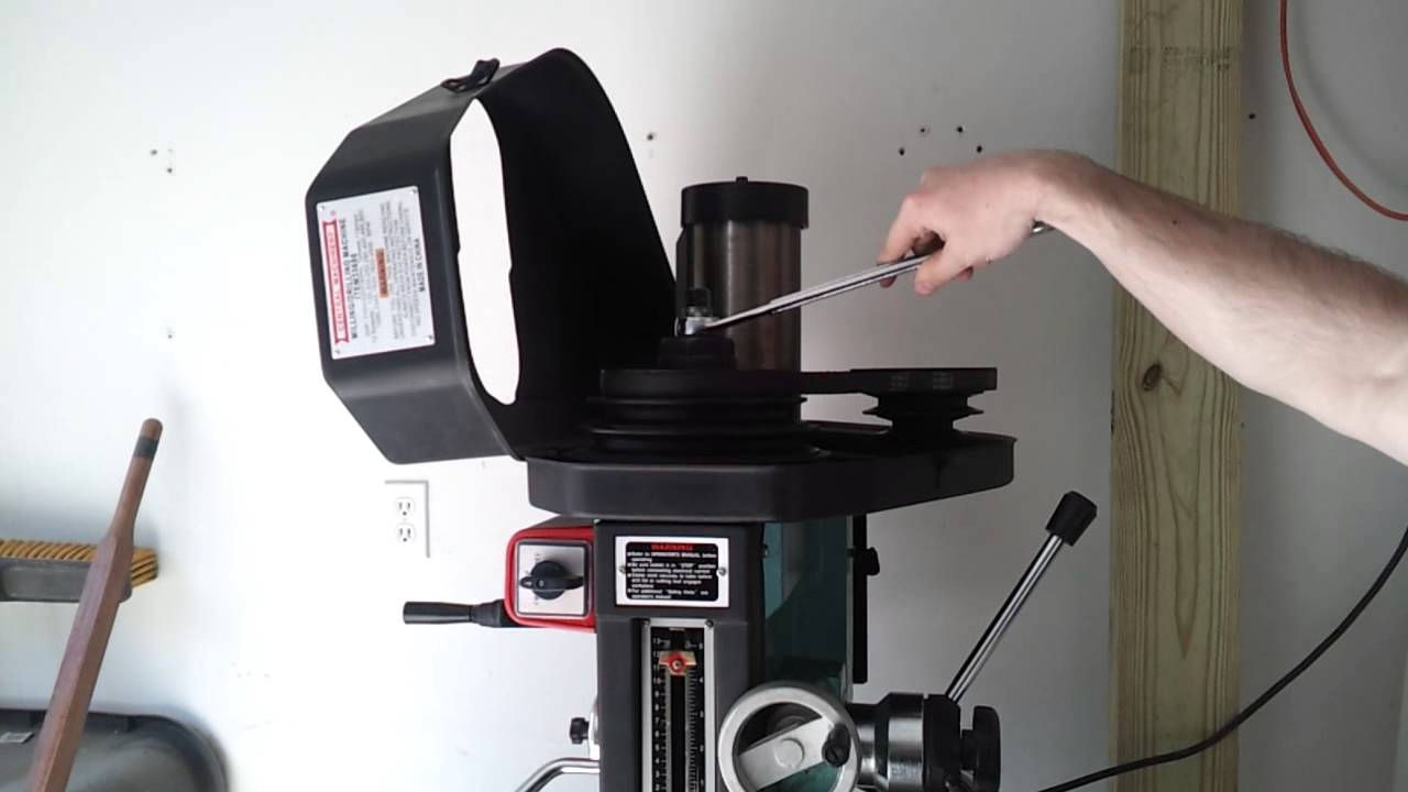 Used Milling Machines Ebay >> Harbor Freight Heavy Duty Milling Drilling Machine For Sale On Ebay