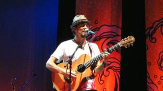 Jason Mraz - In My Life - GREAT AUDIO SYNC - Cricket Wireless Amp - Chula Vista, CA 10-11-09