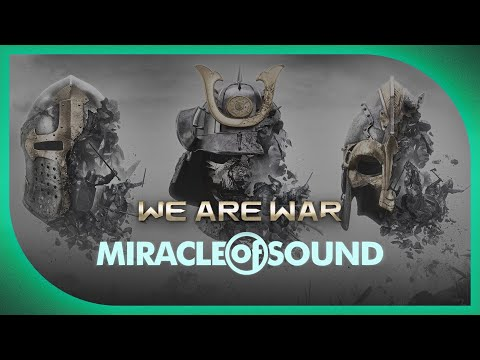 FOR HONOR SONG: We Are War by Miracle of Sound (Epic Metal)