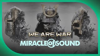 Repeat youtube video FOR HONOR SONG: We Are War by Miracle of Sound