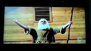 A volta do todo poderoso cena da arca