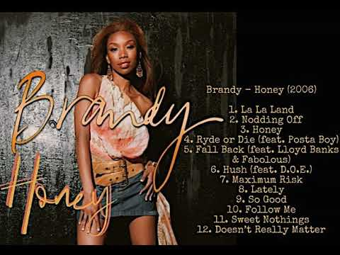 Download Brandy - Honey (2006) [Full Unreleased Album]