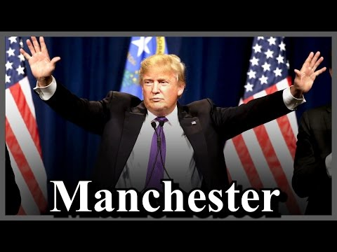 Donald Trump Rally in Manchester, New Hampshire August 25, 2016 [ AMAZING ] FULL EVENT HD