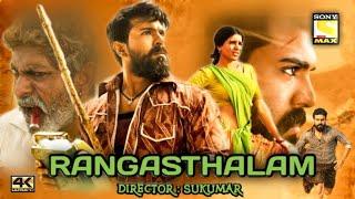 Rangasthalam Hindi Dubbed Full Movie 2019 | Telecast Update | Ram Charan, Samantha Akkineni, Aadhi
