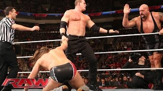 Daniel Bryan & Roman Reigns vs. Kane & Big Show: Raw, February 9, 2015