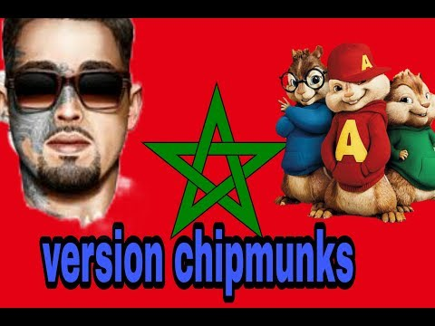 Lartiste feat Double M -M.A.R.O.C version chimpunks