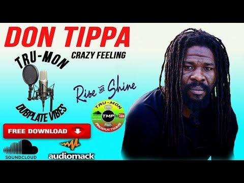 DON TIPPA - Crazy Feeling / **The Tru-Mon RiseNShine Dubplate Sessions**