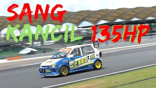 Perodua Kancil JC DET 135hp vs Race Car 1.6