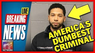 BREAKING: Smollett PROVES He's America's DUMBEST Criminal With What Chicago Police Just Revealed