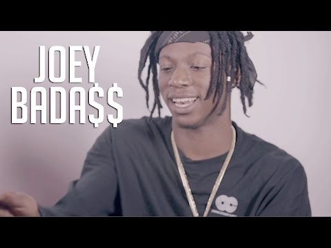 Joey Bada$$ On Teaching At Harvard,  Discrimination in America + Owning A Radio Station