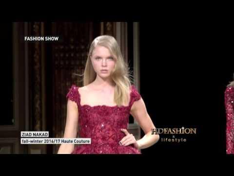 ZIAD NAKAD FW'16/17 | Paris Haute Couture | HDFASHION