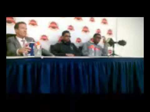 Montverde's Postgame Press Conference At NHSI Semifinals