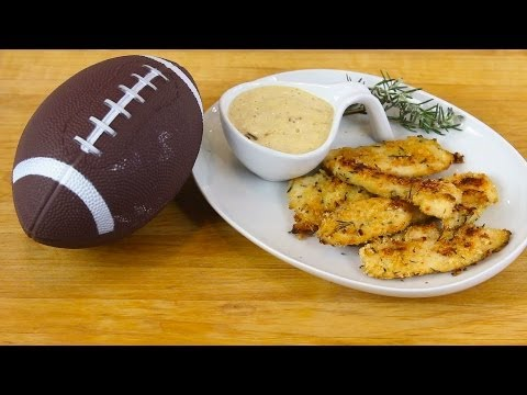Baked Chicken Tenders With Onion Dip Recipe +12 Months Recipe