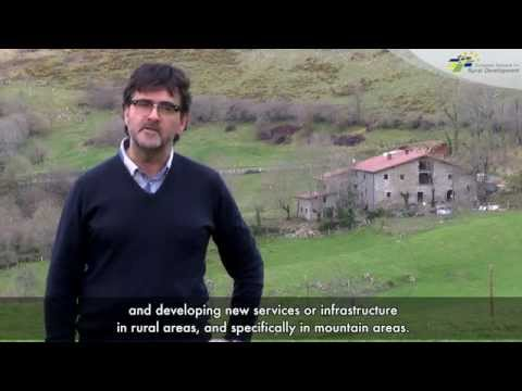 Rural development support for EU mountain areas