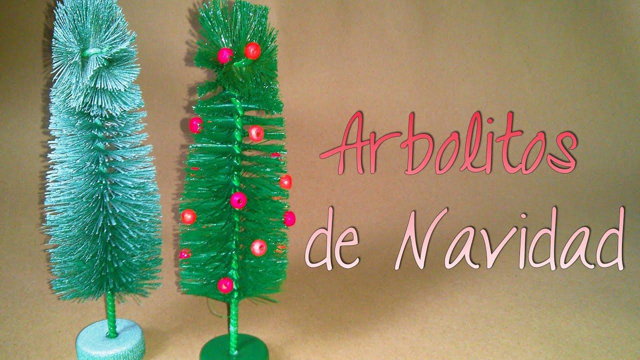 Arbolito de navidad manualidades de navidad youtube - Arbolito de navidad ...
