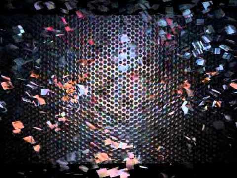 Alesana-The Thespian Lyrics on screen