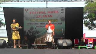 Indonesian Art and Culture Lovers | Cicak Rawa Mix with Traditional Music