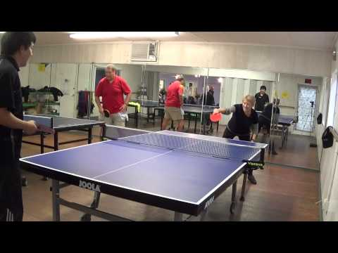 NEXYUSA.com visits Jacksonville Table Tennis/Ping-Pong Group meetup #3