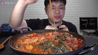 Món ăn cổ truyền seso { ẩm thực hàn quốc}