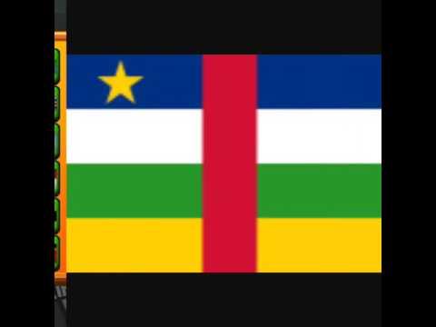 12.bendera di benua Afrika