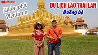 Travel to Laos Thailand Cheap: Street Food Experiences in Vientiane