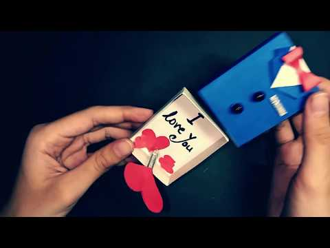 How to make Special Birthday Card using MatchBox | DIY Gift Idea | Sabeen H from YouTube · Duration:  5 minutes 50 seconds