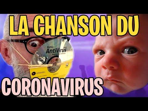 LA CHANSON DU CORONAVIRUS