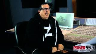 POWER 95.3 - 22 Years of Illmatic w/ MC Serch (Part 2)