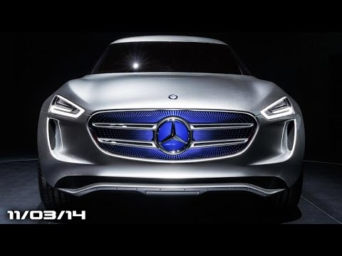 Furious 7 Trailer, Mercedes-Benz G-Code Concept, NASCAR Fist Fight - Fast Lane Daily