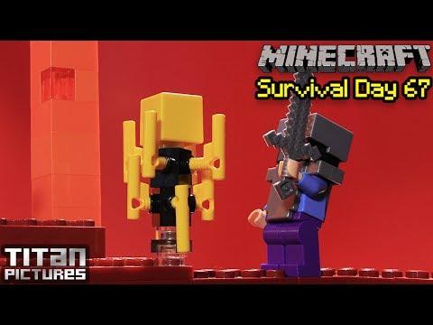 Lego Minecraft Survival 67
