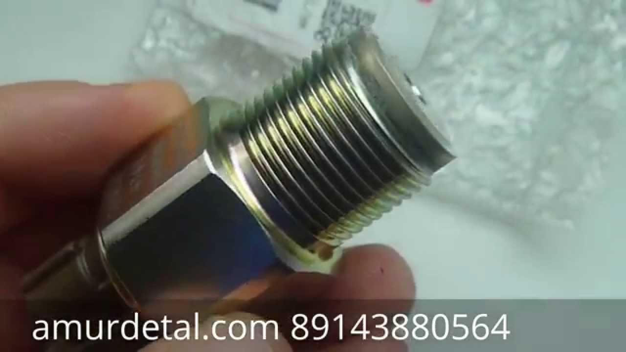 Датчик топливной рампы 499000-6160 Denso