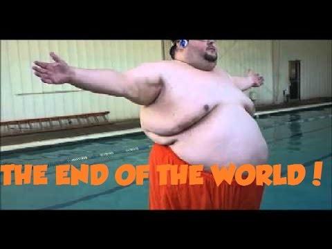 Fat Guy Destroys The World