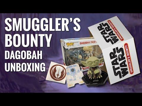 Star Wars Smuggler's Bounty review: Dagobah gets weird