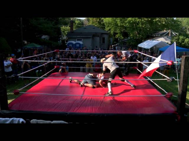 BYB 2015 - The Filthy Frenchman vs. AmeriKen