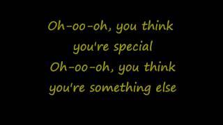 Me singing - That don