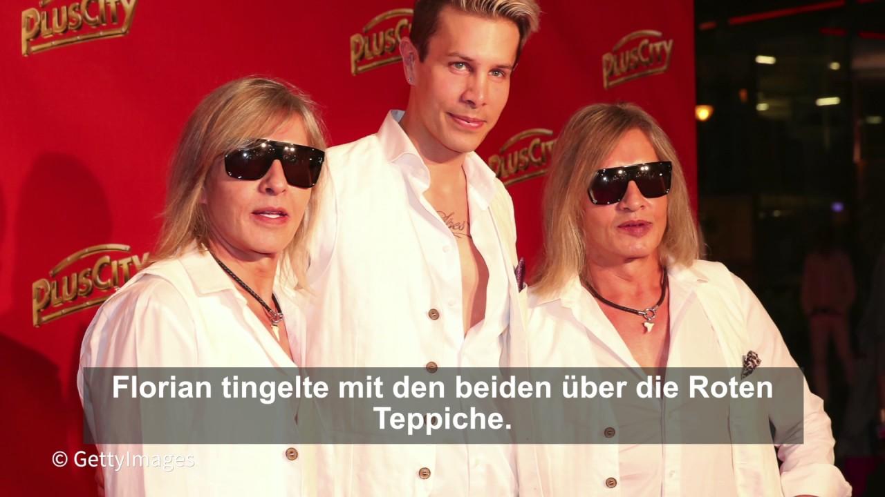 Florian Wess Ohne Botox Beauty Ops So Sah Krass Er Früher Aus