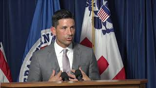 Dhs/cbp Press Conference July 21, 2020