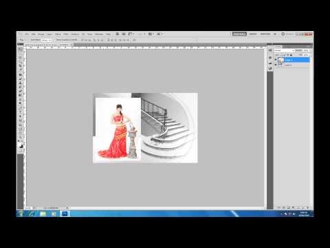 Photoshop CS5   Phan 1   Bai 12   Ung dung Ghep phong trang