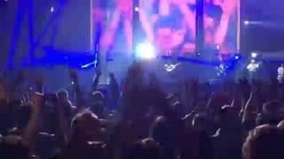 Volbeat ft. Johan Olsen(Magtens Korridorer) For Evigt - Live @ Forum Copenhagen Denmark 20161027