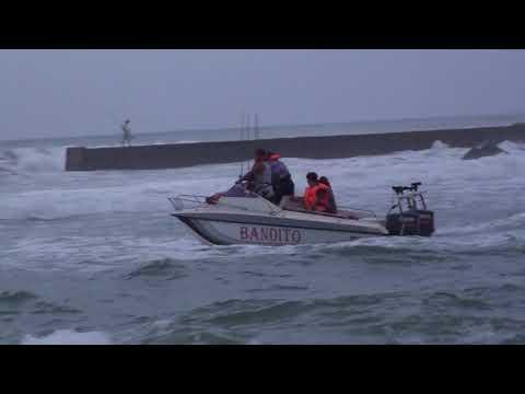 Surf Launch Umkumaas South Africa