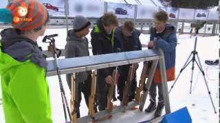 Die Jungs-WG im Schnee; Tag 9