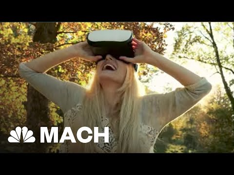 These Virtual Reality Apps Let You Travel The World Without Ever Leaving Home | Mach | NBC News