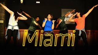 Dance Fitness Routine | Move To Miami | Choreography Vijaya Tupurani | Enrique Iglesias Ft Pitbull