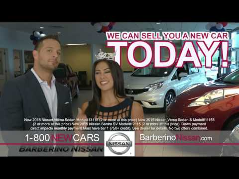Barberino Nissan - A Job And $199!