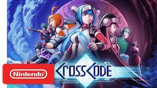 CrossCode - Announcement Trailer - Nintendo Switch